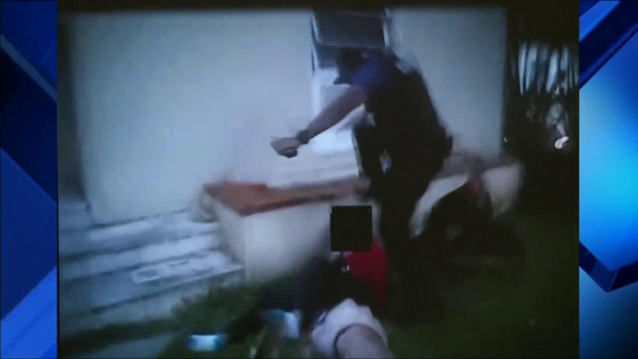 Civilian panel rules officer stomping on teenage girl\'s head...