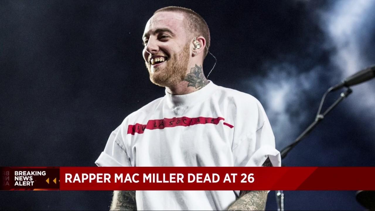4b7394714a32a Rapper Mac Miller dies in California home at 26
