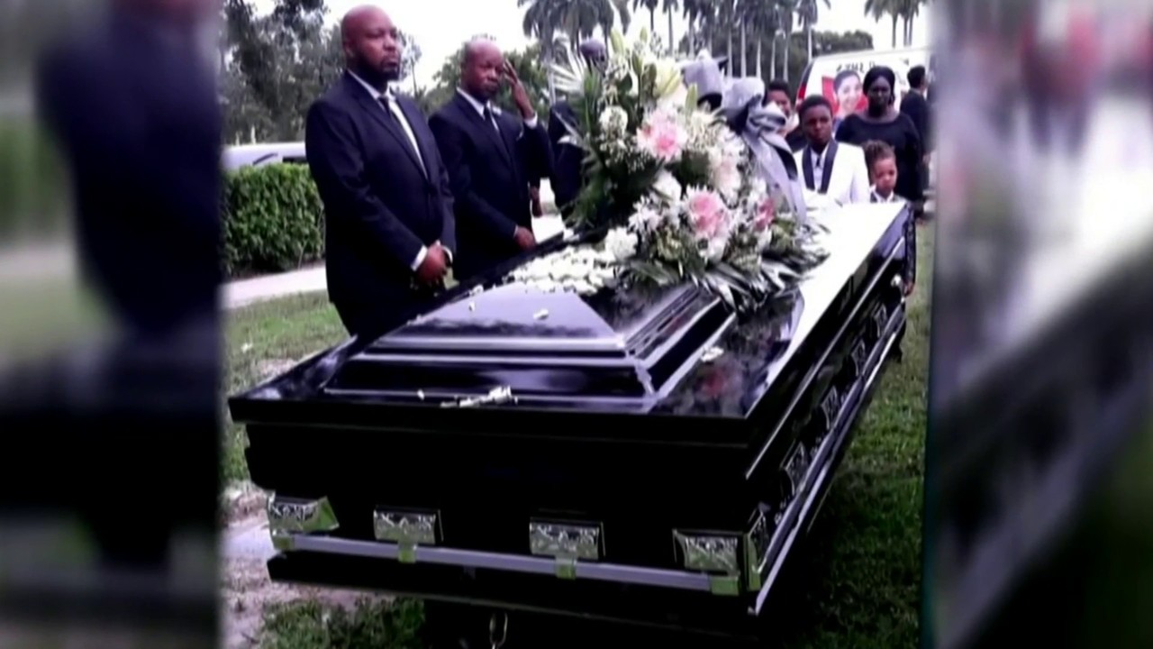Broward Mans Burial Marred By Mistakes
