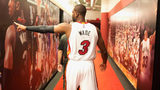 Wade officially signs contract to return to Heat