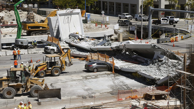 $42 million to go victims of FIU bridge collapse in settlement