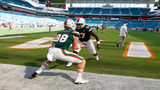 Hurricanes lose another tight end to season-ending injury