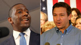 New poll shows Gillum leading DeSantis by 6 points