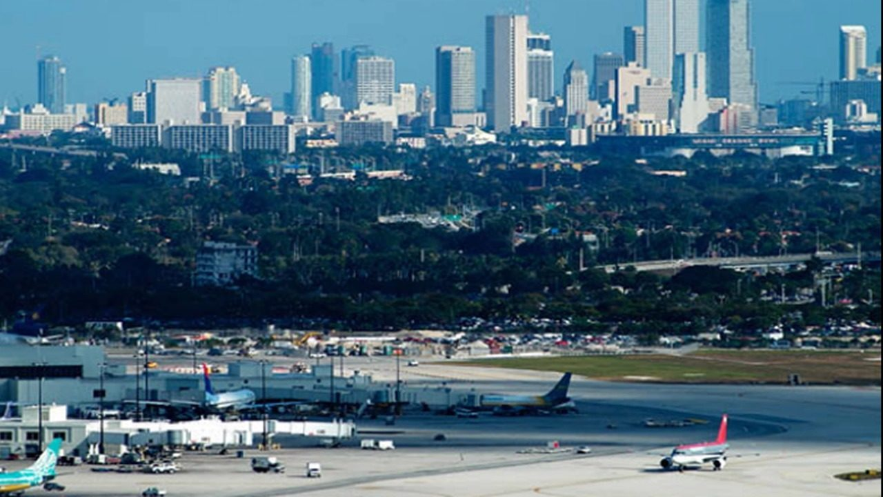 Commissioner Wants To Rename Miami International Airport