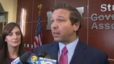 Ron DeSantis speaks about latest controversy involving donor at FIU appearance