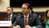 Rosenstein denies that he proposed secretly taping Trump