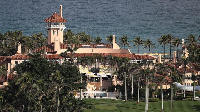 Trump's Mar-a-Lago resort potentially in direct path of Hurricane Dorian