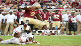 Francois throws 2 TD passes as Seminoles hold off NIU 37-19