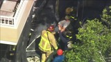Worker taken to JMH after getting stuck under trash chute in Miami