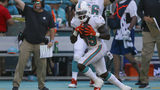 No Achillies tear for Dolphins WR Jakeem Grant per reports