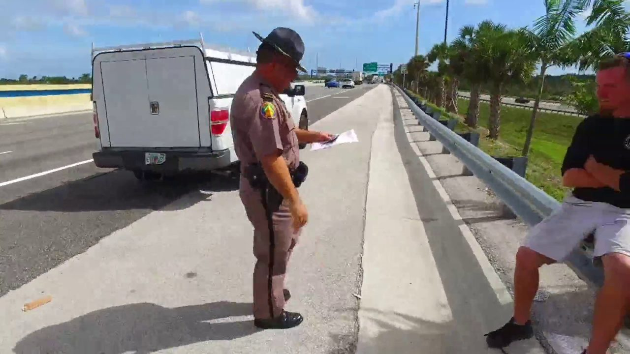 Florida takes aim at aggressive drivers for Florida highway safety and motor vehicles lauderhill fl