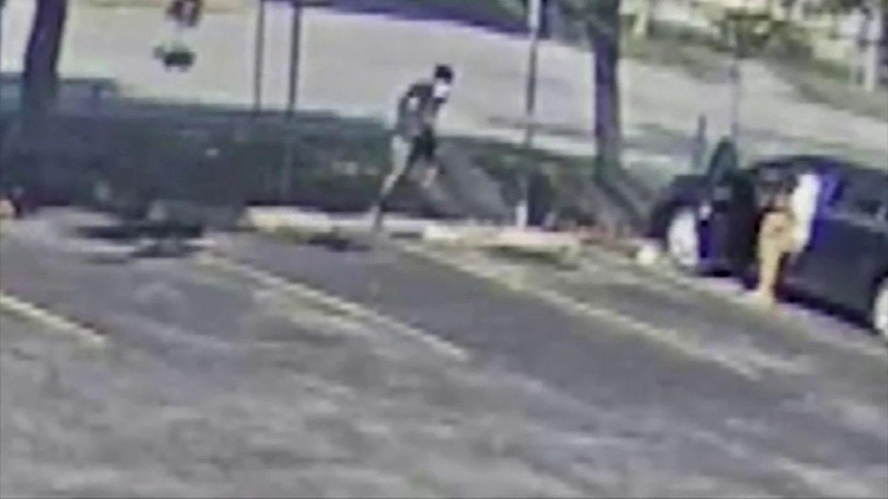 13-year-old boys arrested in teacher's carjacking outside