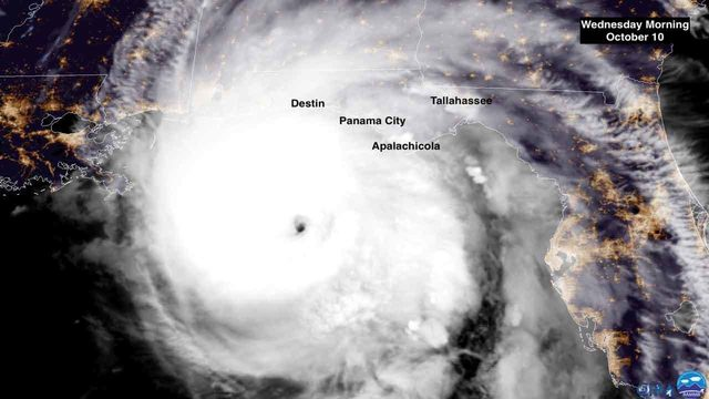 NOAA predicts 4-8 hurricanes this season