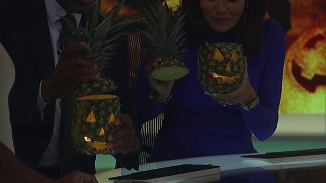 'Pineapple Pumpkins' scream Florida this Halloween