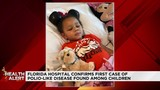 Hospital confirms case of polio-like disease in Florida