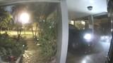 Surveillance video captures driver plowing into Oakland Park home