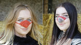 Nose warmers are here, they're real and ridiculous