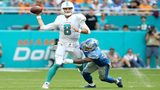 Osweiler to start third straight game for Dolphins