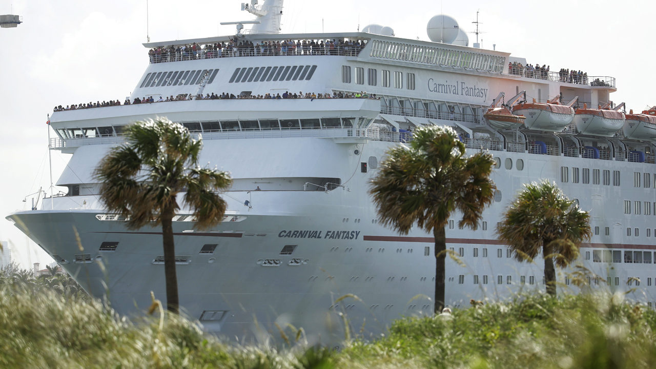 Florida Couple Claims Hidden Camera Found Inside Carnival