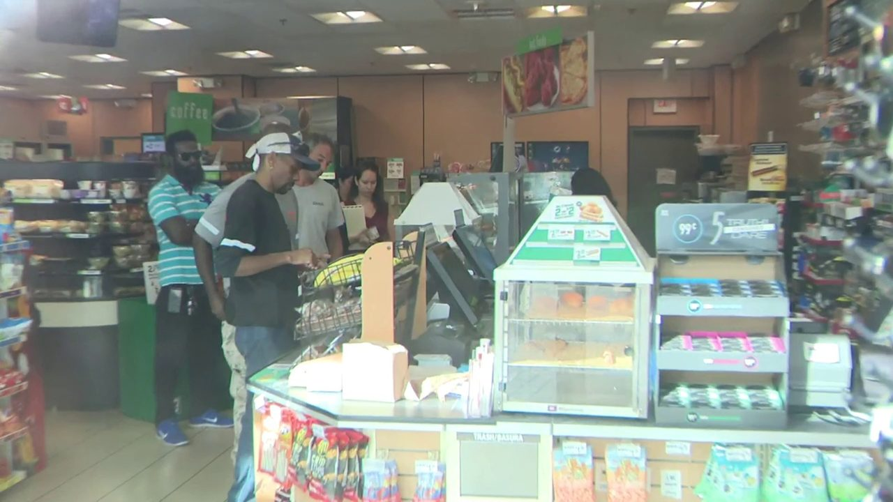 2826828d1 Video thumbnail for Nightmare at work  Miami 7-Eleven employee blasts  conditions