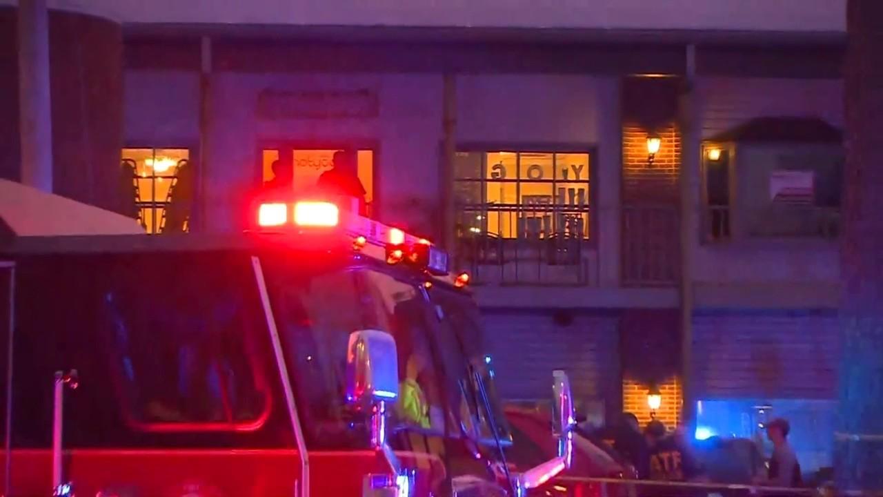 Gunman posed as customer, killed women in yoga studio, police say