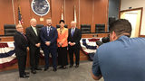 Wilton Manors swears in all-gay City Commission