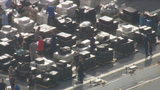 About $500 million worth of cocaine offloaded at Port Everglades