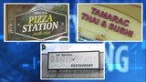 Rodent droppings found in flour inside pizza dough machine, inspector notes