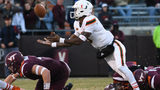 Perry, Davis carry Miami past reeling Virginia Tech, 38-14