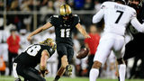 Milton shines, No. 11 UCF routs No. 19 Cincinnati 38-13