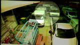Burglar smashes windows of 10 county vehicles outside West Dade Regional Library