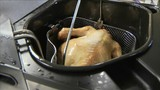 Miami-Dade Fire Rescue officials give cooking tips to stay safe on Thanksgiving