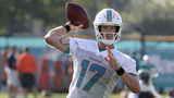 Tannehill to start at QB for Dolphins vs. Colts