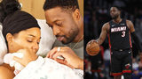 Oh, Baby! Wade returns to Heat following birth of daughter