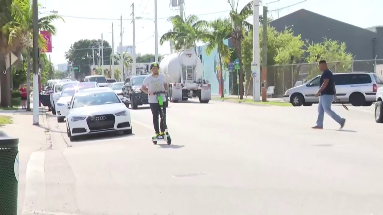 Doctors see rise in scooter related injuries in fort - Doctors medical center miami gardens ...