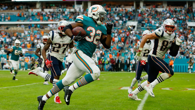 Struggling Dolphins RB Kenyan Drake may be on the trade block
