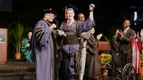FIU student defies odds, walks across stage for his diploma