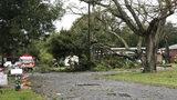 Weather service confirms tornado along Florida's Gulf Coast