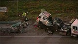 3 adults, boy injured in Alligator Alley crash