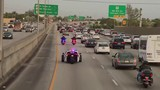 Big Bus Toy Express gets police escort to next stop in Doral