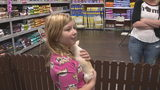 Pet store donates puppy to girl who lost her beloved dog in shooting