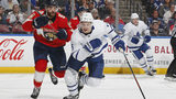 Barkov completes hat trick in OT, Panthers top Maple Leafs
