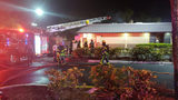 Burger King restaurant catches fire in Margate