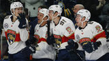 3rd-period burst leads Panthers to 5-2 win over Sabres