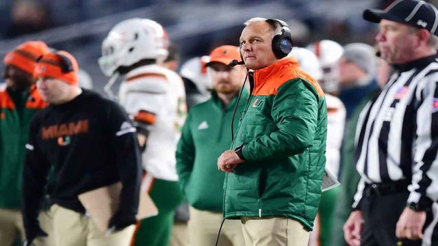 'Not in the plans' to return to coaching, Mark Richt says