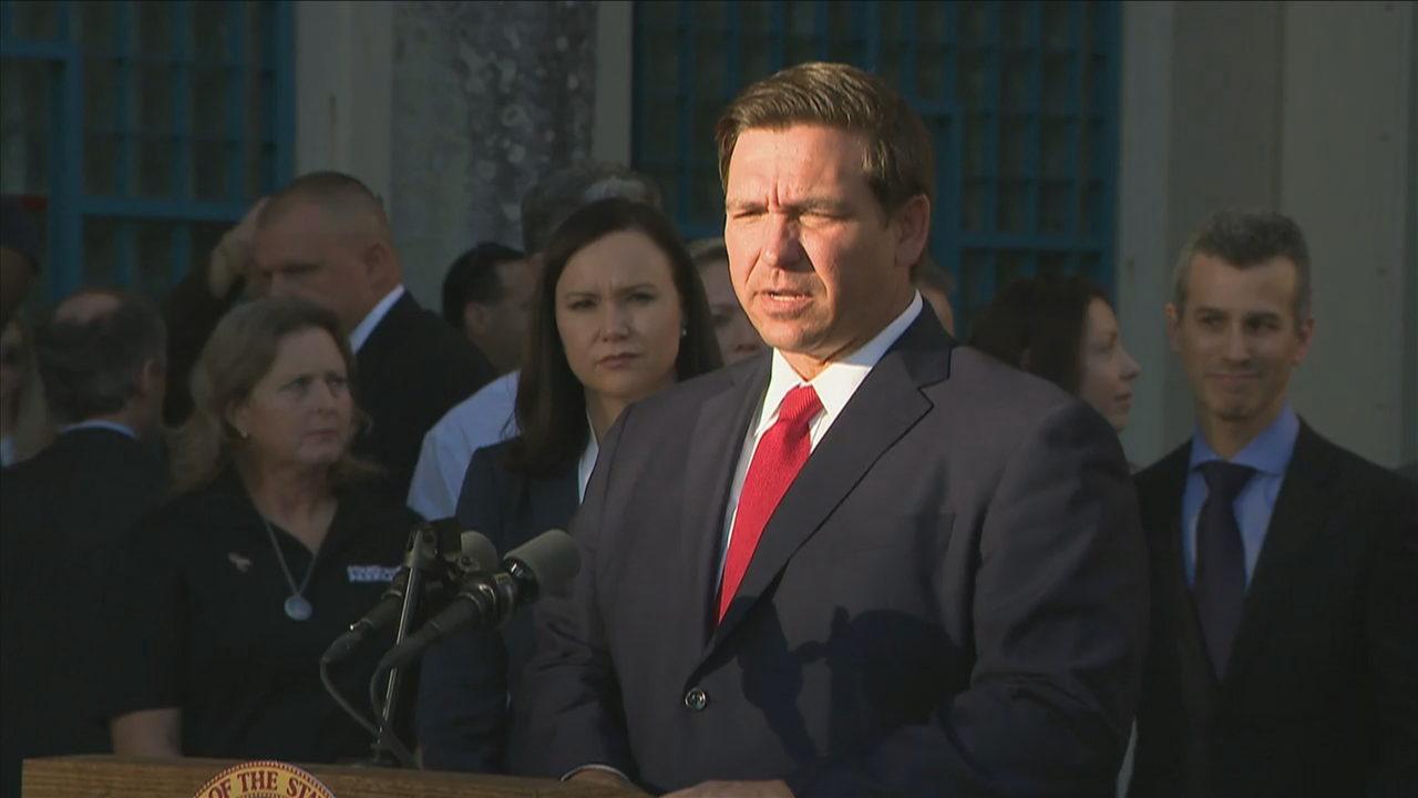 Report Finds Flaws In Broward Special >> Desantis Suspends Broward County Sheriff Scott Israel