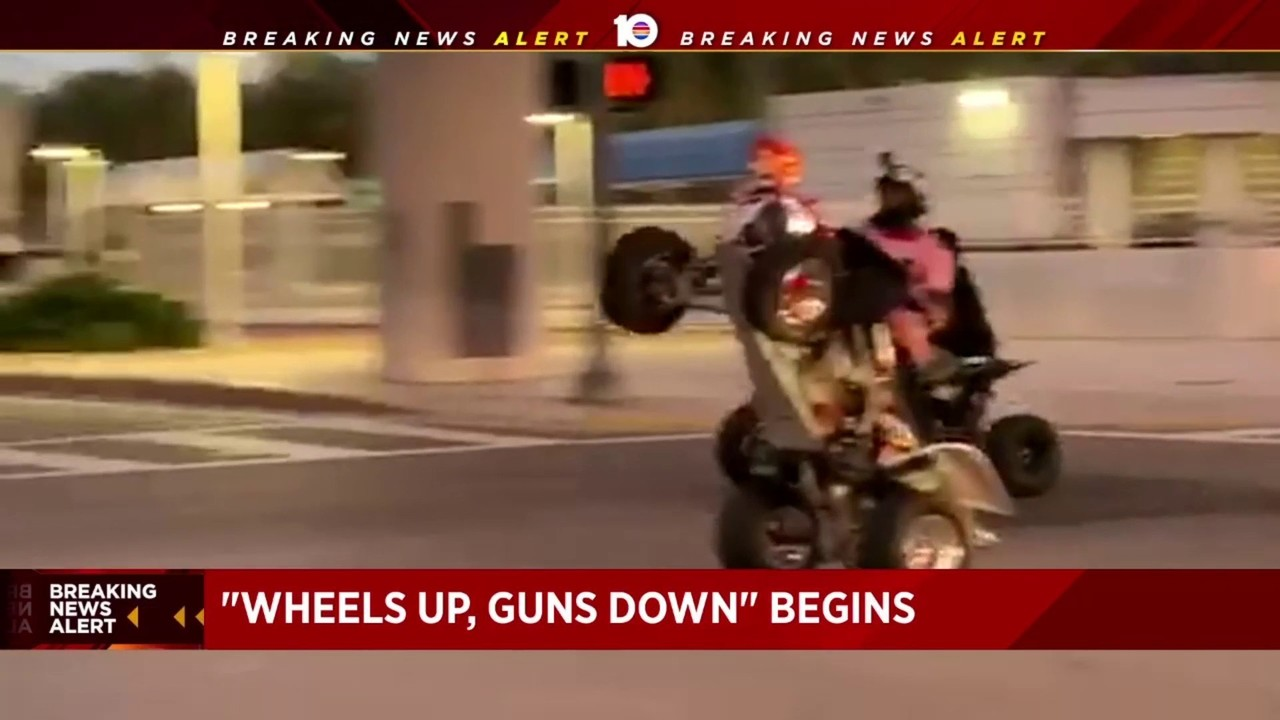ATV, motorcycle ride outs begin across South Florida
