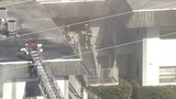 No injuries reported after fire erupts at office building in Dania Beach