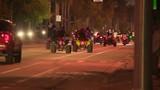 Annual 'Wheels Up, Guns Down' protest continues