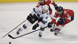 Vatrano's 4-point game leads Panthers over Sharks 6-2
